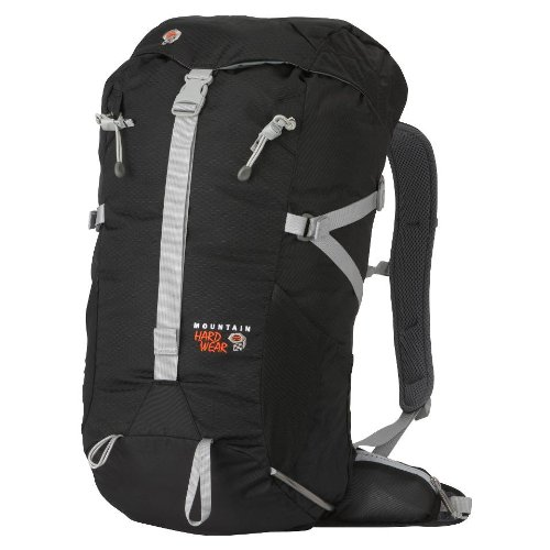 Mountain Hardwear Scrambler TRL 30 Day Pack – Black, Outdoor Stuffs