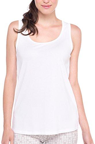 LOLE Women's Savasana Tank Top, X-Large, White