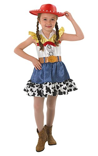 Small Girls Toy Story Jessie Costume -