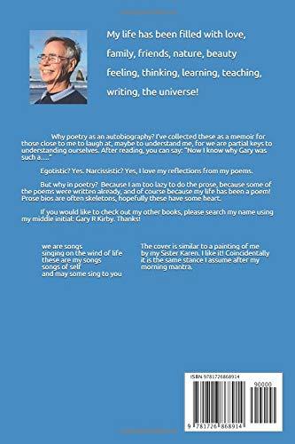 Poems Along A Life Gary R Kirby 9781726868914 Amazoncom Books
