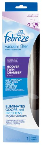 Febreze Hoover Twin Chamber Replacement Vacuum Filter