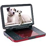 RCA (DRC6331R) Portable DVD Player - 10 LCD Screen (Red)
