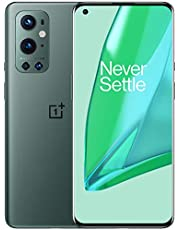 OnePlus 9 Pro Pine Green | 5G Unlocked Android Smartphone | 120Hz Fluid Display | Hasselblad Quad Camera | 65W Ultra Fast Charge | 50W Wireless Charge | U.S Version |12GB RAM+256GB | Alexa Built-in
