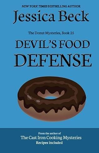 book cover of Devil\'s Food Defense