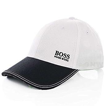 6b77e3a0b43 BOSS Hugo Cap 11 Baseball Cap Golf Cap Green