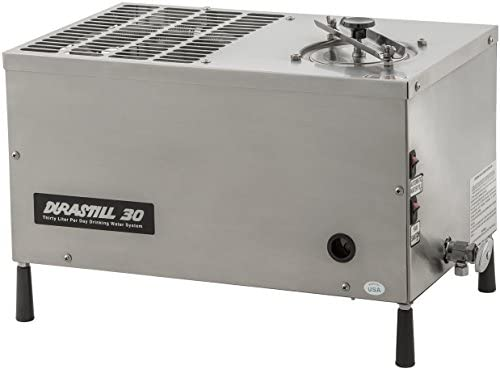 Durastill 30J 8 Gallon Per Day Automatic Water Distiller
