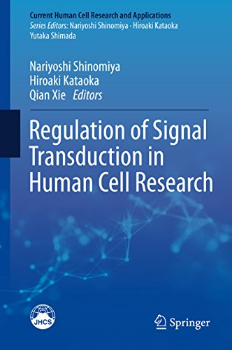 [BOOK] Regulation of Signal Transduction in Human Cell Research (Current Human Cell Research and Applicatio<br />PDF