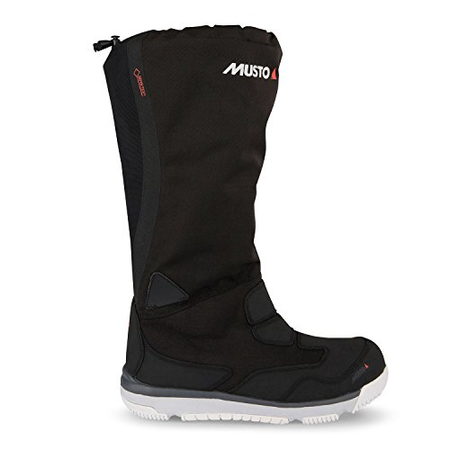 Musto Gore-Tex Ocean Racer Boots 2018 - Black 12 by Musto