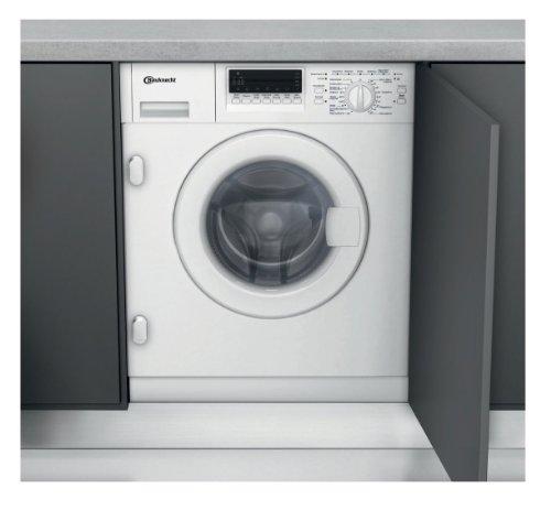 Bauknecht WAI 2641 Einbau-Waschmaschine / A++ B / 1400 UpM / 7 kg  / Startzeitvorwahl / Vollwasserschutz