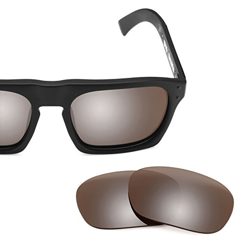 repuesto Polarizados Bronce de Lentes Optic Flash para múltiples — Opciones Spy Elite Balboa Mirrorshield C5TT6xw