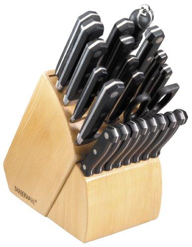UPC 045908770921, Farberware Pro Forged 23-Piece Mega Combo Knife Block Set