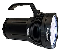 Intova Teranova 10,000 Lumens Underwater Flashlight