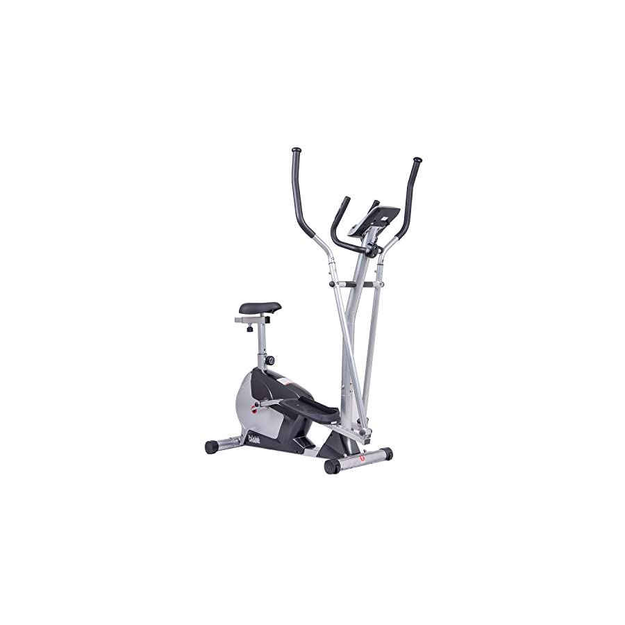 Body Champ BRM3008 2 in 1 Cardio Dual Trainer