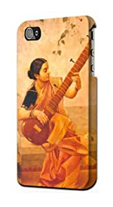 S1406 Raja Ravi Varma Painting Case Cover For IPHONE 5C