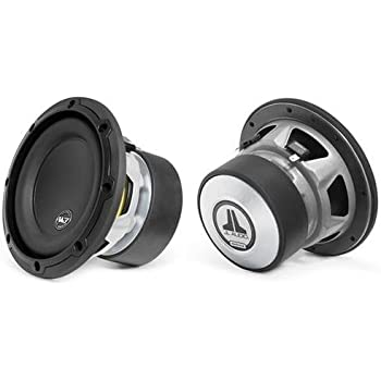 "6W3V3-4 - JL Audio 6.5"" Single 4-Ohm W3V3 Series Subwoofer (6W3V34)"