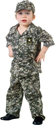 [U.S. Army Camo Set Costume - Large] (Us Army Costumes)
