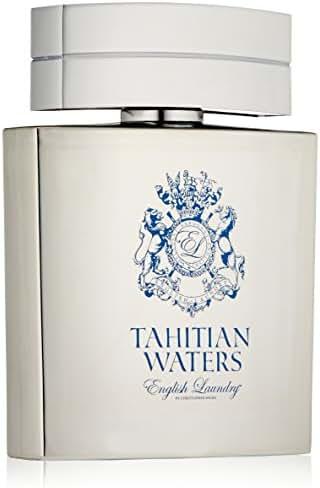 English Laundry Tahitian Waters Eau de Parfum , 3.4 Fl Oz