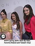Clip: NYFW Spring 2019: Noon By Noor, Pamella Roland and Tadashi Shoji