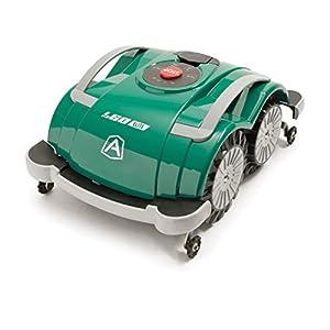 Ambrogio Robot AM060L0K9Z Robot Rasaerba, Verde, 200 Mq 2 spesavip