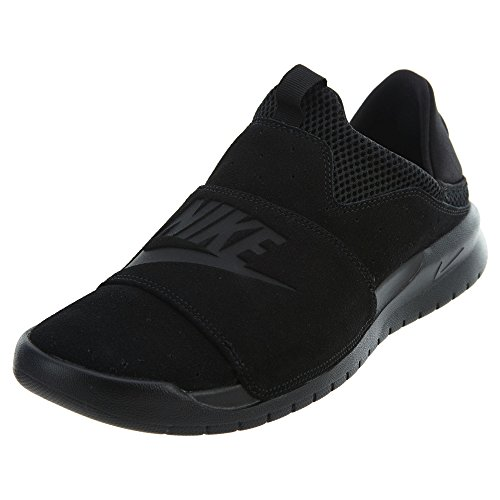 Nike BENASSI SLP Mens fashion-sneakers 882410-003_8 - BLACK/BLACK-BLACK