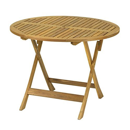 Royalcraft Manhattan 90Cm Round Table by Royalcraft by Royalcraft