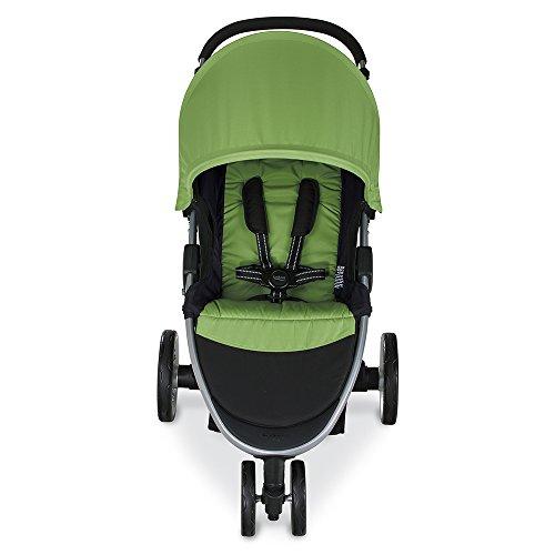 Britax 2017 B-Agile Lightweight Stroller, Meadow