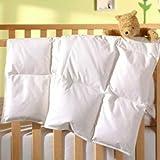 Mackenza Crib Fill Power Down Comforter Size: 39'' x 52'' Crib