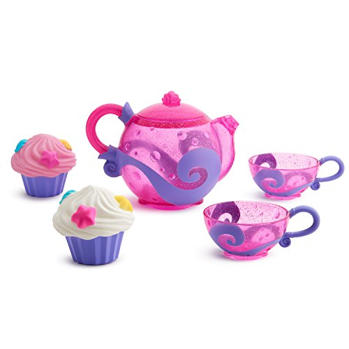 (Munchkin Bath Tea and Cupcake Set)