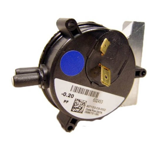 MPL-9300-0.20-DEACT-N/0-SPC - MPL Furnace Vent Air Pressure Switch - OEM Replacement by Replacement for MPL