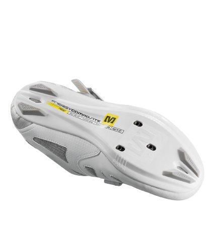 Mavic Giova Racing Bike Shoe White - white v68bC1j