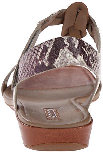 EccoECCO BOUILLON SANDAL - sandalias en T Mujer Marrón (COGNAC/SAGE59520)