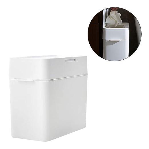 Cubo de Basura Cuadrado de plástico de Alto Grado Tipo de ...