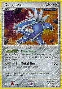pokemon cards dialga platinum - 9