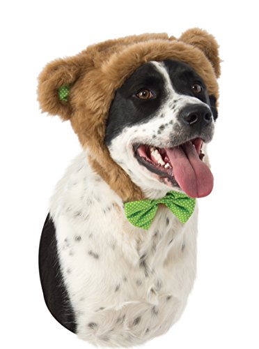 [Rubie's Teddy Bear Hood Dog Costume] (Bear Dog Costume)