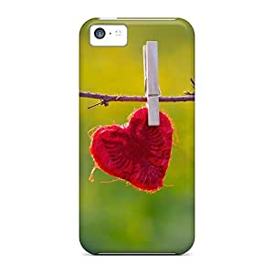 Tpu Case For Iphone 5c With Albanian Love