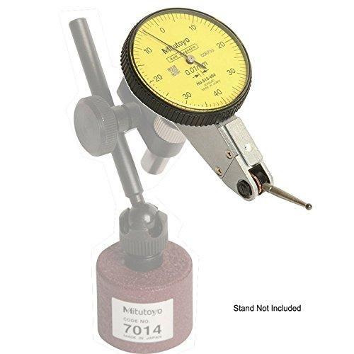 404E 0,01/mm x 0,8/mm 0 Mitutoyo 513 0/horizontale Zifferblatt Test Indikator 40