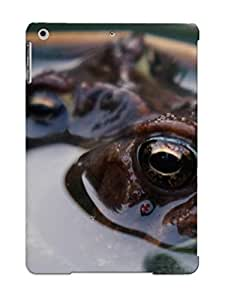 Bcfzqm-1286-mzsywsg Tpu Case Skin Protector For Ipad Air Animal Toad With Nice Appearance For Lovers Gifts