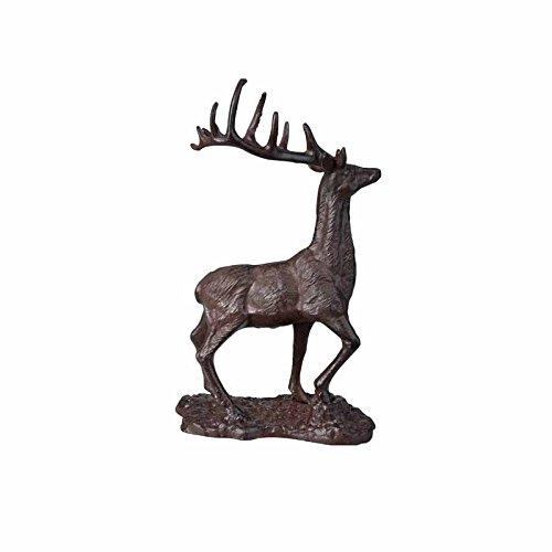 Iron Deer Statue ()