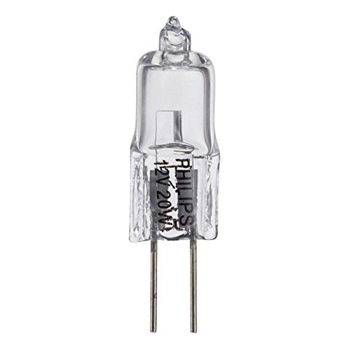 Philips Clear Bi pin Halogen Light