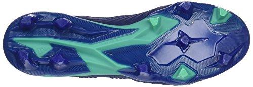 adidas Predator 18.1 FG, Scarpe da Calcio Uomo Blu (Uniink/Aergrn/Hirblu Uniink/Aergrn/Hirblu)