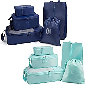 Sweepstakes: Packing Cubes (2 Sets/10 Piece)- JuneBugz...