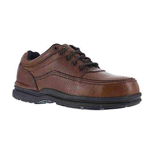 (Rockport Works Men's World Tour Brown 10.5 EEEE US)