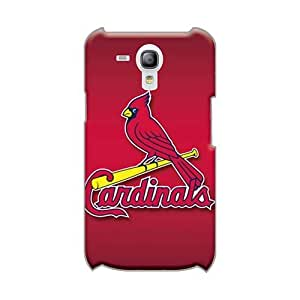 Shock Absorption Hard Cell-phone Cases For Samsung Galaxy S3 Mini (moX16069TCIl) Provide Private Custom Beautiful St. Louis Cardinals Skin