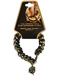 The Hunger Games: Catching Fire Braid and Chain Bracelet