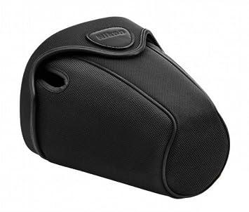 Nikon Caja Suave Semi para D5000 y D5100 Cámara: Amazon.es ...