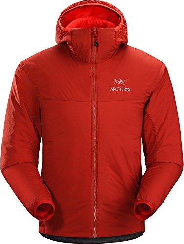 Arcteryx Alpha - Chaqueta Deportiva para Hombre Sangria