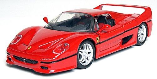 Maisto 1:24 Scale Assembly Line Ferrari F50 Diecas…