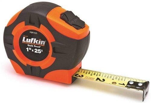 Lufkin PQR1425N Quickread Power Return Tape, 1