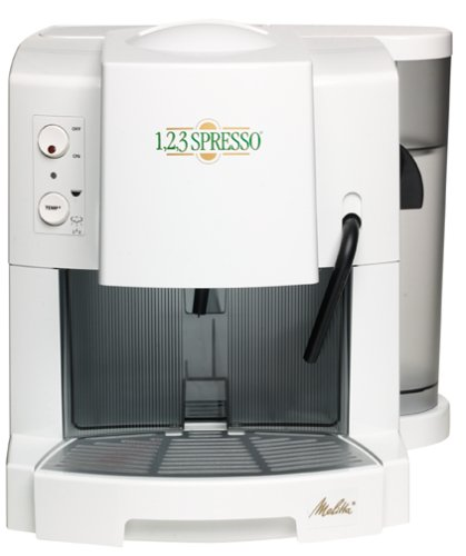 Amazon.com: Melitta mepe123 W Espresso cafetera: Kitchen ...
