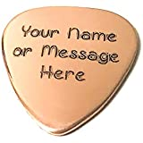 Guitar Pick - Custom Any Message - Personalized Cooper Guitar Pick - Custom any name